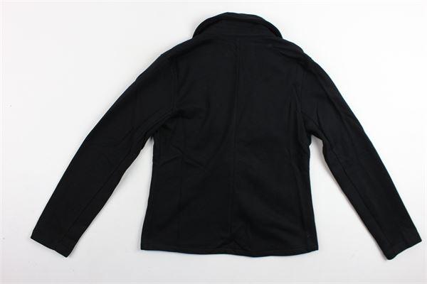 giacca tinta unita in felpa RELISH | Giacche | GFRE181305JFNERO