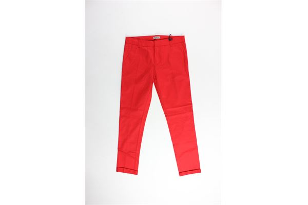 RONNIE KAY | Trousers | RK1115ROSSO