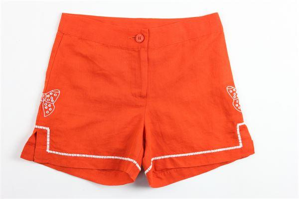 STELLA McCARTNEY | Shorts | 492131ARANCIONE