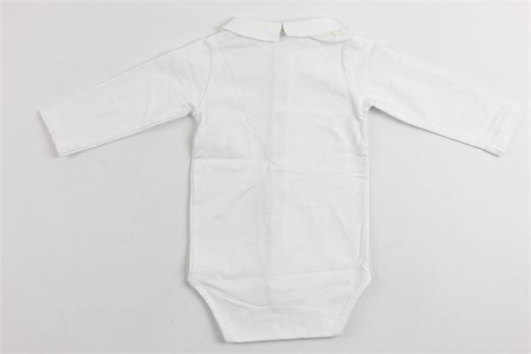 body manica lunga caldo cotone tinta unita TARTINE ET CHOCOLAT | Body | BODYTARTINEETCHOCOLAT1BIANCO