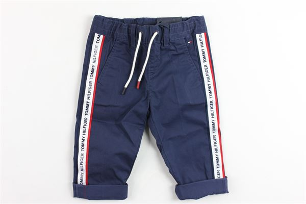 TOMMY HILFIGER | Trousers | KB0KB04751002BLU