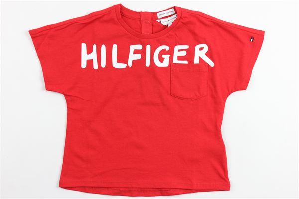 TOMMY HILFIGER      KG0KG04202ROSSO