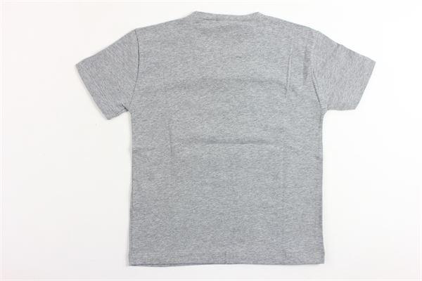 t-shirt mezza manica tinta unita stampa young versace VERSACE | T-shirts | YVMTS179GRIGIO