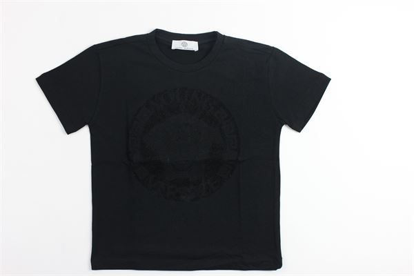 t-shirts mezza manica stampa versace VERSACE | T-shirts | YVMTS200NERO