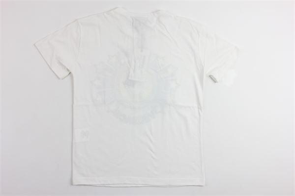 t-shirts mezza manica con logo versace VERSACE | T-shirts | YVMTS208BIANCO