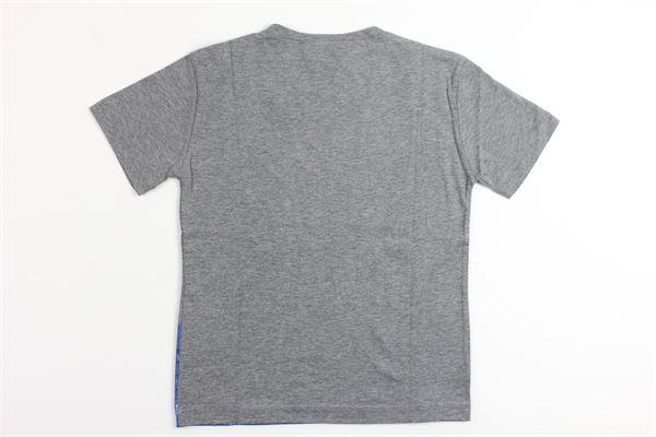 t-shirts mezza manica stampa versace VERSACE | T-shirts | YVMTS210GRIGIO