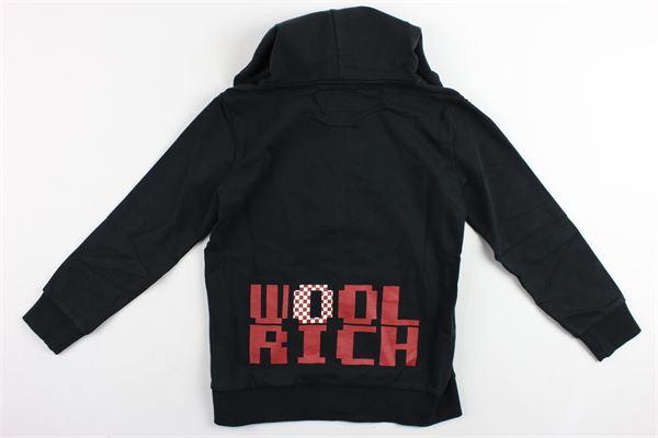 WOOLRICH | Sweatshits | WKFEL1103NERO