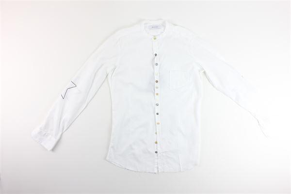 AGLINI | Shirts | 3502BIANCO