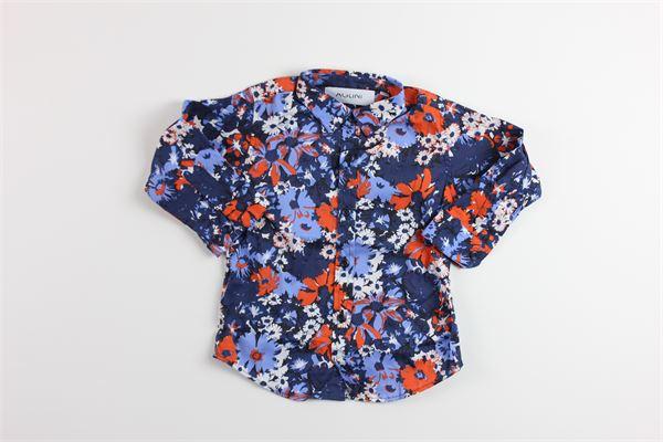 AGLINI | Shirts | 67614BLU