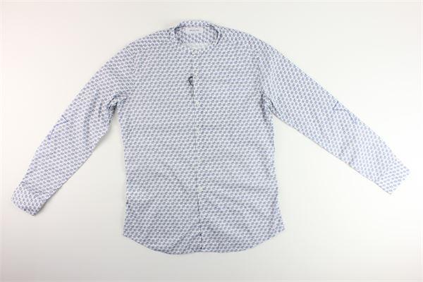 AGLINI | Shirts | F825.10BIANCO