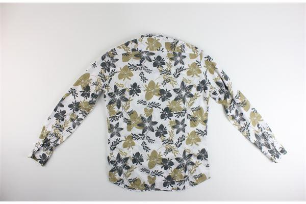 AGLINI | Shirts | F825.21BIANCO