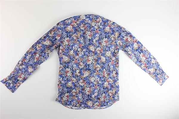 AGLINI | Shirts | F825BLU