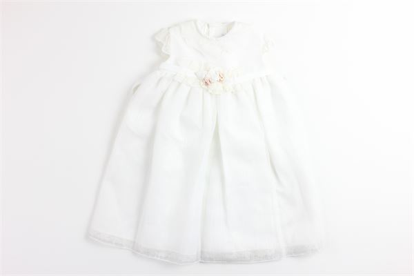 AMAJA BEBE | Dress | 57006BIANCO