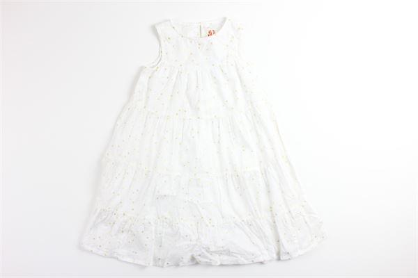 AO76 | Dress | 120-1453BIANCO