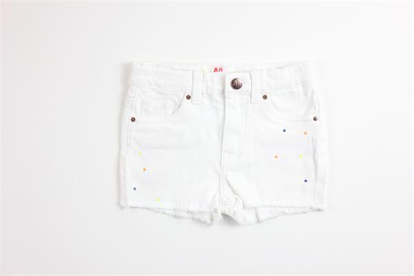 AO76 | Shorts | 120-1601BIANCO