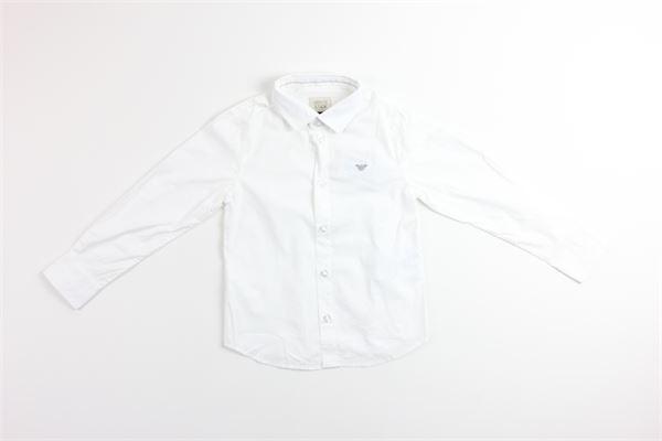 ARMANI BABY | Shirts | 3YHC11BIANCO