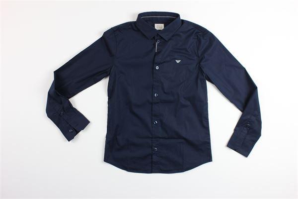 ARMANI | Shirts | 3Y4C21BLU