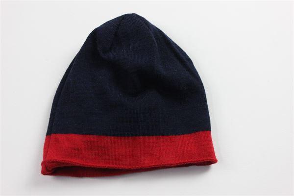 cappello bicolore ARMANI | Cappelli | 404124BLU