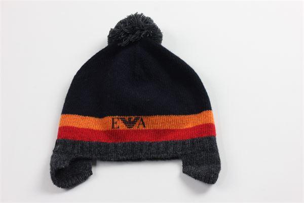 cappello multicolor ARMANI | Cappelli | 9A417BLU