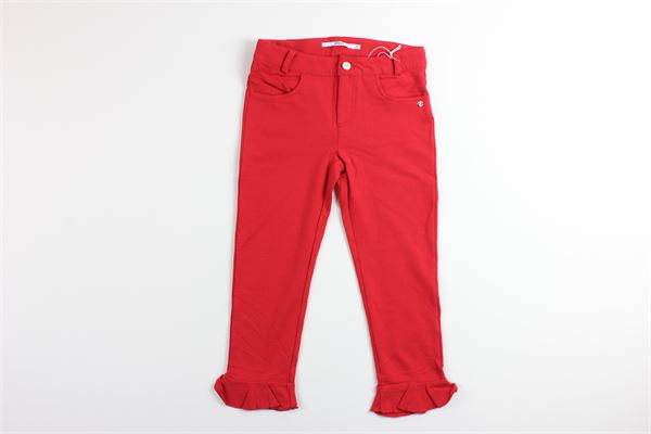 AYGEY | Trousers | KDBS8115PAROSSO