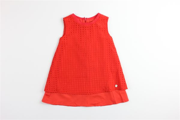 AYGEY | Dress | KDBS8158ROSSO
