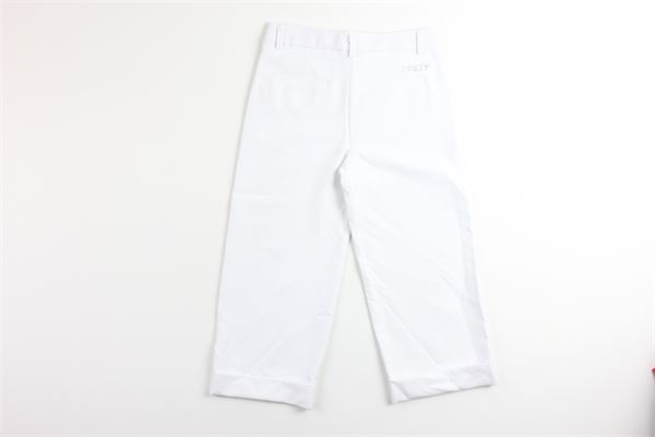 AYGEY | Trousers | KDJS8065PTBIANCO