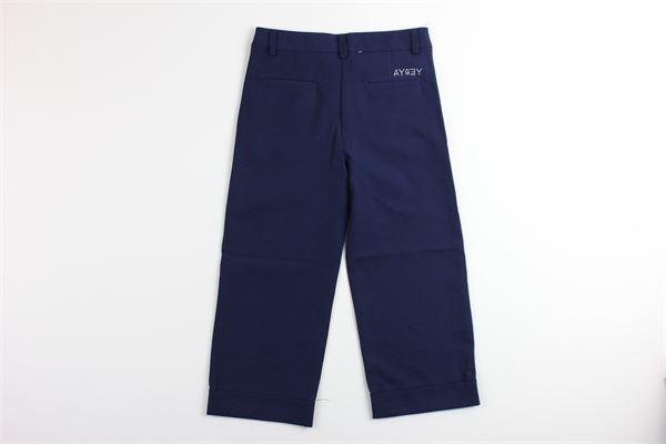 AYGEY | Trousers | KDJS8065PTBLU
