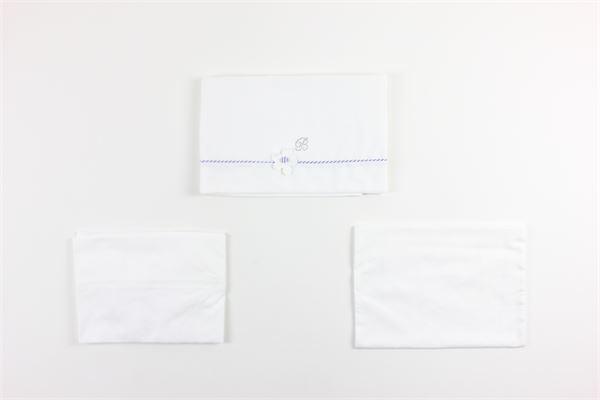 set lenzuola tinta unita BARCELLINO | Lenzuolo | 8840BIANCO
