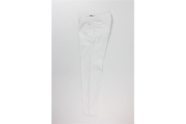 BARONIO | Trousers | S2007BIANCO.