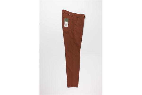 BARONIO | Trousers | S2014TABACCO