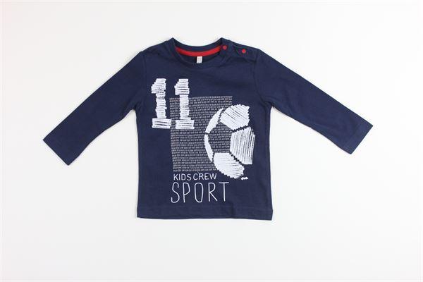 shirt tinta unita con stampa BIRBA | Shirts | 999740120070FBLU