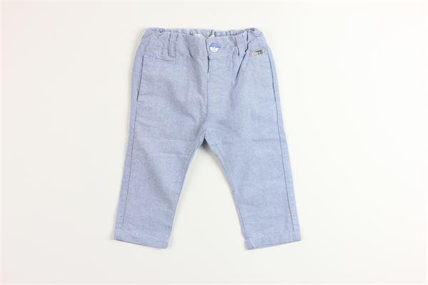 pantalone tinta unita con girovita regolabile BIRBA | Pantaloni | 999820150095WBLU