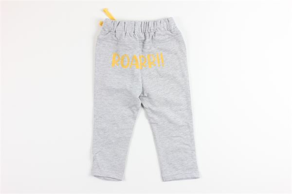 pantalone in felpa tinta unita BIRBA | Pantaloni | 999820920043XGRIGIO