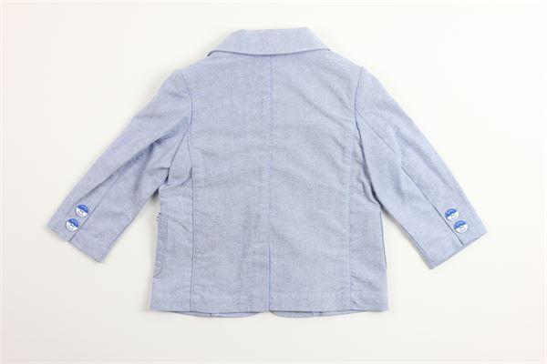 giacca tinta unita 100%cotone BIRBA | Giacche | 999870120097WBLU