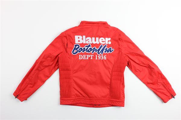 BLAUER | Jackets | 19SBLKC01291ROSSO