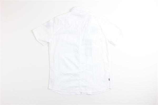 BLAUER | Shirts | 19SBLKS02386BIANCO