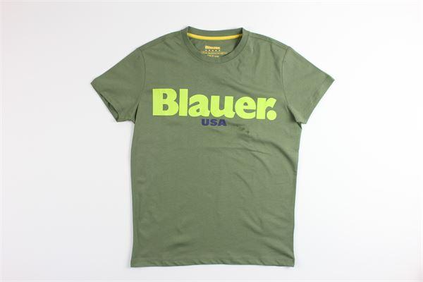 BLAUER |  | 20SBLKH02195VERDE MILITARE