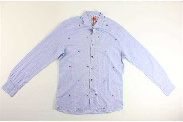 BOB | Shirts | LOP512CELESTE
