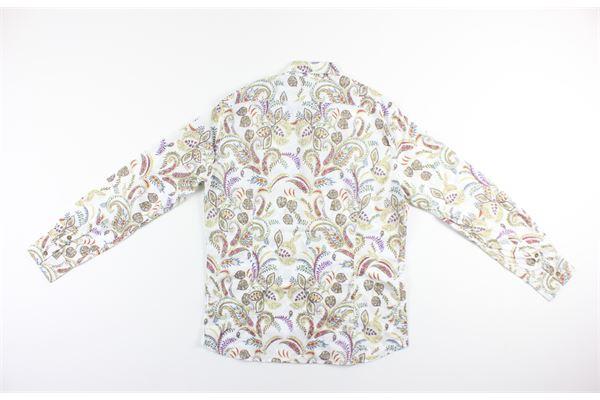 BOB | Shirts | TUTOR526BIANCO