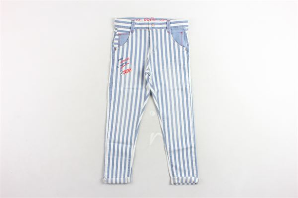 BOBOLI | Trousers | 309013AZZURRO