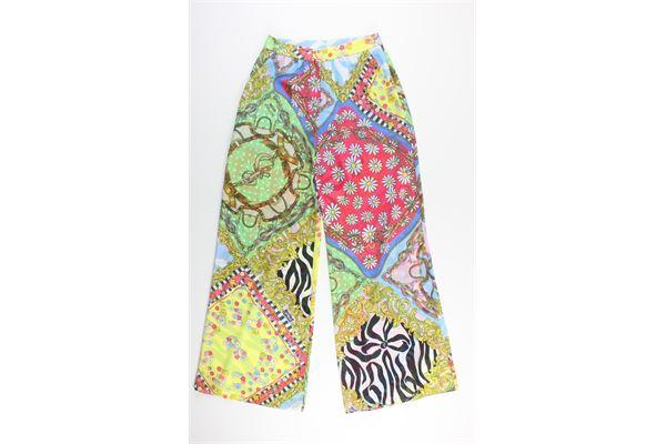 BOUTIQUE MOSCHINO | Trousers | HA0323MULTICOLOR