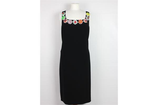 BOUTIQUE MOSCHINO | Dress | HA0433NERO
