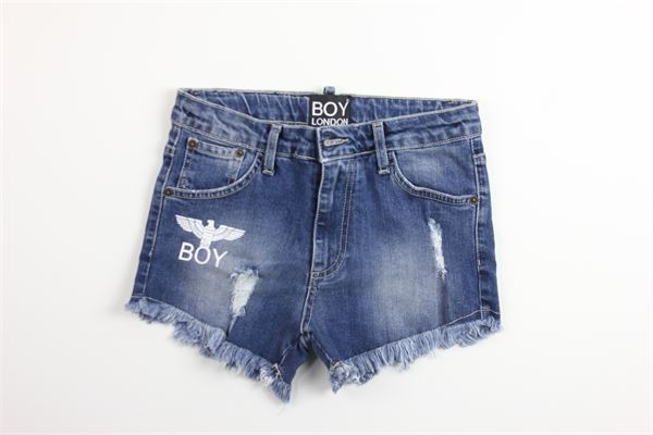 BOY LONDON | Shorts | BOYSHORT1BLU