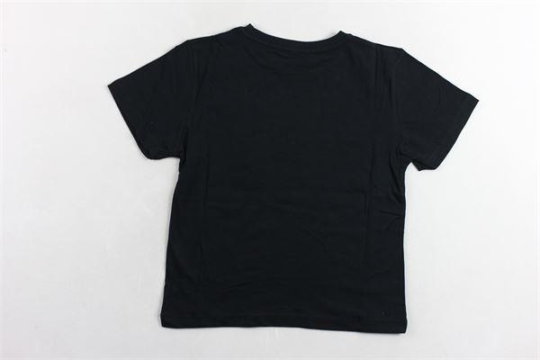 t-shirt tinta unita  con stampa BOY LONDON | T-shirts | TSBL9306JNERO