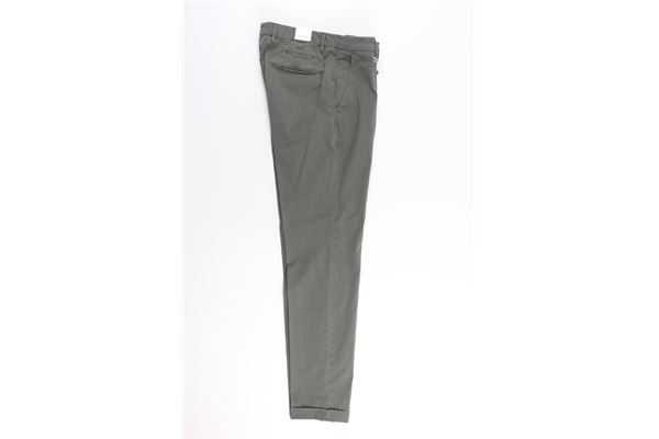 BRIGLIA | Trousers | BG0739510VERDE MILITARE