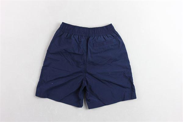 boxer tinta unita BURBERRY | Costumi | 8007154BLU