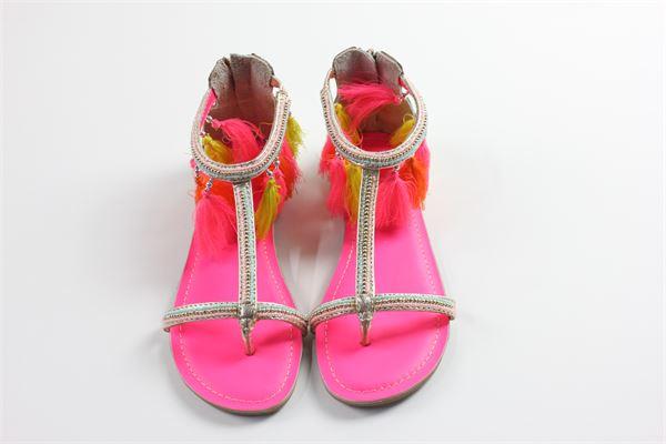 BillIEBLUSH | Shoes | U19138ROSA FLUO