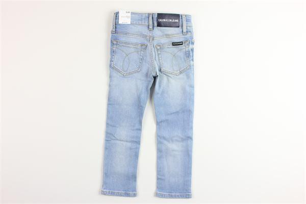 CALVIN KLEIN | Jeans | IB01B00061BLU
