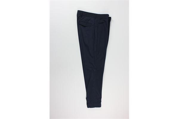 CARACCIOLO | Trousers | 7207BLU