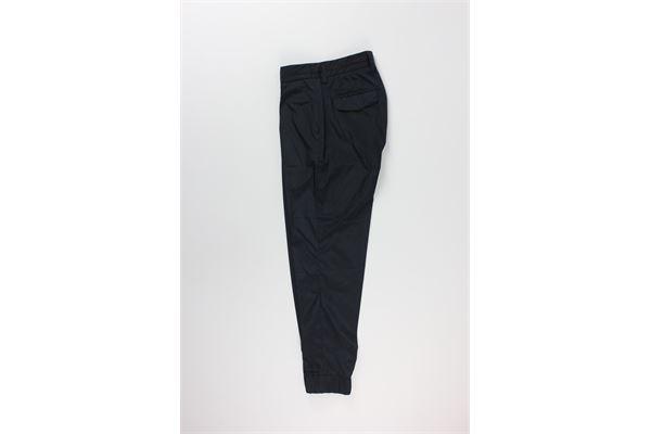 CARACCIOLO | Trousers | 7207NERO